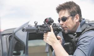 """Kunagi Brando mantlipärijaks pakutud Benicio delTorol on ammu vaja olnud sellist kaalukat rolli nagu Alejandro """"Sicarios""""."""