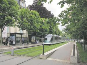Trammitee Strasbourg'is ei tähenda pelgalt nüüdisaegset tehnoloogiat, vaid terviklikult läbi mõeldud tänavat.
