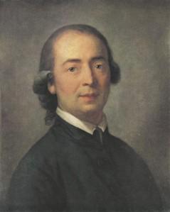 """Rahvalaulu kui kunstivormi väärtustades avas Herder uksed siinsete põlisrahvaste uurimisele ning hiljem nende  rahvusliku kirjanduse ja eneseteadvuse tekkele. Peale ähmase arusaama Herderist kui herderliku rahvusluse esiisast on  """"kontinent Herder"""" aga siiski valdavas osas Eestis päris tundmatu.  Anton Graff. Johann Gottfried von Herderi portree. Õli lõuendil, 1800."""