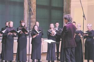Endrik Üksvärav on Collegium Musicale lauljates suutnud äratada  hämmastava pühendumise, mis paistis ka sünnipäevakontserdil.