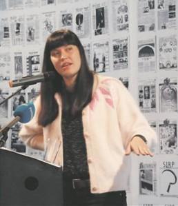 Rebeka Põldsami sõnul defineerib Eestit nüüdisajal noorte naiste kultuur.