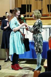 Konkursi suurimaid üllatajaid oli Merike Heidelberg.