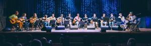 Andre Maakeri juhendamisel sündis festivaliorkester, kuhu olid kaasatud nii Viljandi kultuuriakadeemia kui ka välismaa tudengid.