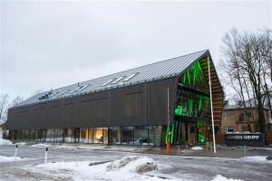 Liimpuidu auhinna pälvis Lemeksi peakontor. Arhitekt Eero Endjärv.