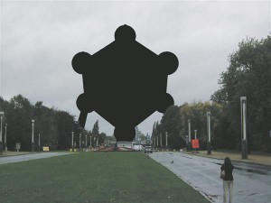 Praeguste seaduste järgi pole arhitektide või nende pärijate loata võimalik vabalt kasutada isegi mitte fotot Brüsseli Atomiumist, mille musta värviga kaetud siluett on kujunenud panoraamivabaduse puudumise sümboliks.