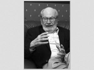 Eesti päritolu keemik Lauri Vaska (7. V 1925 – 15. XI 2015).