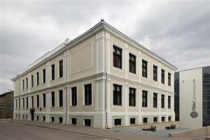 Võru riigigümnaasium.