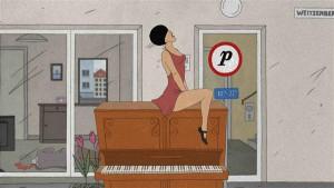 """Kaspar Janice """"Piano"""" on leidlik kommentaar linnaelule."""