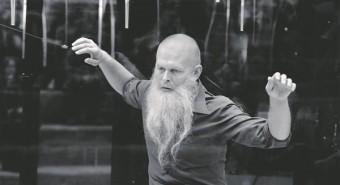 """Raido Mägi lavastuses """"it was good whıle it lasted"""" ehk """"Hea, kuniks kestis"""" (2011)."""