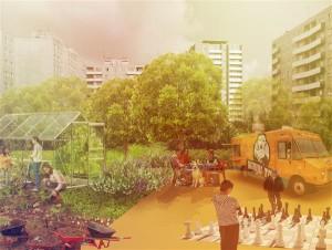 Paneellinnakute arendamise lähtekoht on inimmõõtmest  ja elanike huvidest lähtuv planeerimine.