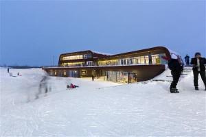 Kiviõli seikluskeskuse hoone, Koit Ojaliiv (Kuu arhitektid).