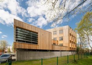 Sõpruse pst 157 büroohoone Tallinnas, Indrek Suigusaar (Arhitektuuribüroo Pluss).