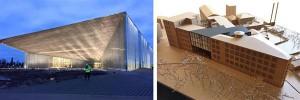 2015. aastat täitis uue ruumi ootus. Oodati Eesti Rahva Muuseumi megahoone valmimist (autor DGT Architects) ja EKA uut hoonet (autor Kuu arhitektuuribüroo).