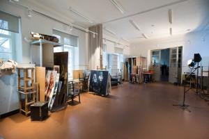 UT151207AT363  TÜ maalikunsti eriala uute ruumide avamine Lossi 38 Foto Andres Tennus/Tartu Ülikool