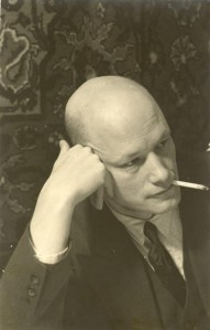 August Georg Gailit (9. I 1891 – 5. XI 1960).
