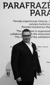 """Māris Vītols: """"Minu väljapanek oli kutse mängida oma kunstiajaloo teadmistega."""""""