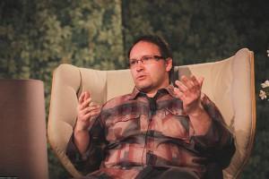 Andrei Ivanov kirjutab selleks, et vabaneda kultuurist ja murda traditsioone.