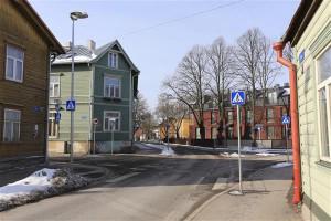 Lummava ja kodanikuaktiivse Kalamaja sümbol Soo tänav.