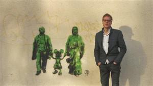 """... elukunstini Raul Rajangu portreefilmis """"Viirusekandur"""""""
