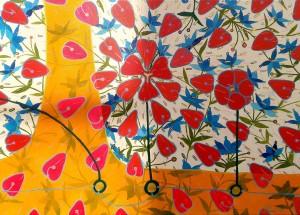 """Pusa maalide näitus """"Tagasi toob tuul"""""""