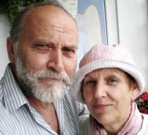 Kersti Karu ja Valeriy Sakov