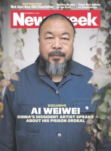 Pekingi Idaküla asutaja Ai Weiwei on ainus, kes pole loobunud võimuvastasest temaatikast, vaid on viinud selle globaalsele tasandile ja teinud sellest oma kaubamärgi.