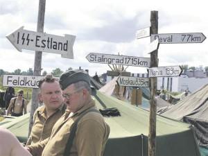 """""""Täna mängime sõda"""" üritab vaadata võrdselt mõlemale poole Teise maailmasõja rindejoont."""