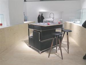 Viimase aja suundumusi kirjeldavas tekstis tõstetakse esile köögi tihedam põimimine ülejäänud ruumidega, selle muutumine avatud ruumiks, tõmmates paralleele multifunktsionaalse rehetoaga.