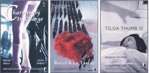 Liina Siib. Movie Posters. Digitaaltrükk. 2001. Eesti Kunstimuuseum