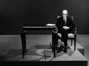 """Leo Soonpää juhitud """"Ars longa"""" 1977.-1978. aastatel  oli üks populaarsemaid telesaateid."""