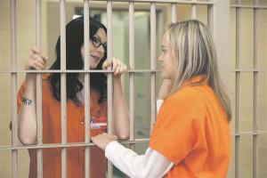 """""""Oranž on uus must"""" näitab, kui naeruväärne on lesbilisuse vohamise paranoia naistevanglates."""