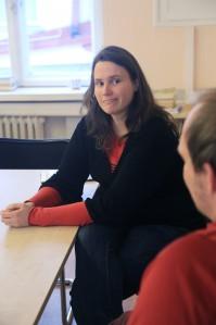 Maria Mölder ja Ott Karulin.