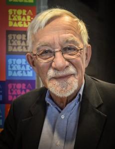 Rootsi kirjanik ja filosoof Lars Gustafsson (1936–2016)