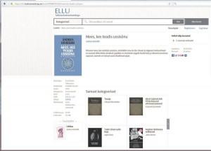 E-raamatute kättesaadavus raamatukogudes sõltub erafirma  ehk autoriõiguste omaja suvast.