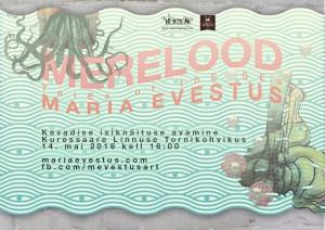 MERELOOD plakat
