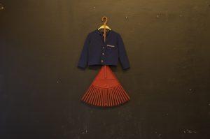 Poliitiline kleit, 2016, artist-run space Kraam