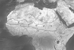 Euroopat ei ohusta sisseränne mitte ainult Lähis-Idast, vaid ka Alam-Saharast ehk Saheli piirkonnast. Kliimamuutused ähvardavad seda niigi kuiva ala veelgi kuivendada,  mis vähendab elanike võimalusi toimetulekuks. Samas kasvab rahvaarv ÜRO prognooside kohaselt selles piirkonnas 2050. aastaks praeguselt sajalt miljonilt kolmesaja miljonini.