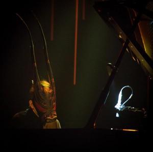 Pianist Lamberti ülesastumine oli kahtlemata üks intrigeerivamaid juba ainuüksi tema väljanägemise tõttu.