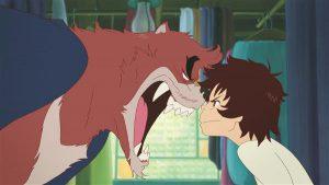 """""""Poissi ja koletist"""" on  võrreldud Mowgli looga. Paralleele on palju: inimlaps loomade maailmas, parimaks sõbraks ja õpetajaks karu, kohtumine teise inimlapsega ning oma koha otsimine suures maailmas."""