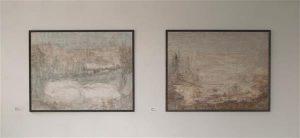 """Tiiu Pallo akvarellide näitusel """"Puudutus"""" Vabaduse galeriis olid väljas imeilusad, meisterlikult teostatud pildid, aga kuidagi igavad."""