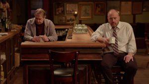 Pete (Steve Buscemi) ja Horace (Louis C.K.) mõtlevad elu üle järele.