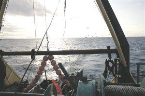 Merekeskkonna komponentide seisundi hindamiseks kasutatakse järjest rohkem indikaatoreid, mida saab seostada konkreetse inimtegevusega ning seeläbi reguleerida inimtegevuse intensiivsust. Pildil räime ja kilu traalipüük Soome lahes.