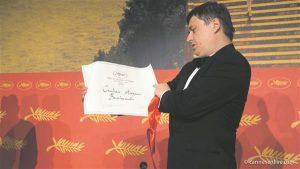 Cristian Mungiu tänavu mais, Cannes'i filmifestivalil, parima režissööri auhinnadiplomiga.