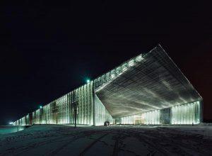 Eesti Rahva Muuseumi oktoobris avatava hoone valmimiseks kulus arhitektuurivõistlusest avamiseni kümme aastat. Arhitektid Lina Ghotmeth, Dan Dorell, Tsuyoshi Tane.