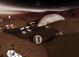 Marsile loodav teadusbaas peab koosnema moodulitest, mida saab aja jooksul ja vastavalt vajadusele kokku liita või lahutada nii, et ruumi terviklikkus ei kannata.