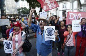 Michel Temeri tagandamise algatanud parlamendi juht Eduardo Cunha ei saaks aga järgmisena presidenditoolile istuda, sest ta ise kõrvaldati 7. juulil samuti ametist kahtlustatuna laiaulatuslikus rahapesus.