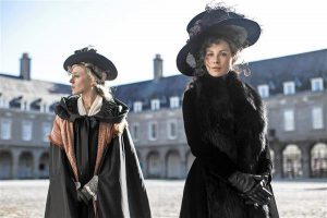 """Tänavuse Tartu armastusfilmide festivali lõpufilmiks on igati sobivalt Jane Austeni ekraniseering """"Armastus ja sõprus""""  (pildil Chloë Sevigny ja Kate Beckinsale)."""