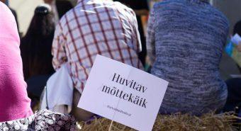 Kodanike Euroopa ala arutelud tõlgiti eesti viipekeelde.
