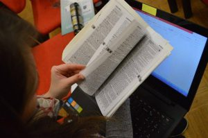 Elva gümnaasiumi tõlkevõistlus tahab kasvatada nõudlikku silma iga tõlke suhtes.