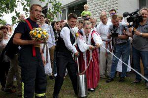 Märjamaa tuletõrjujad panevad Maarteni ja Kaia proovile.